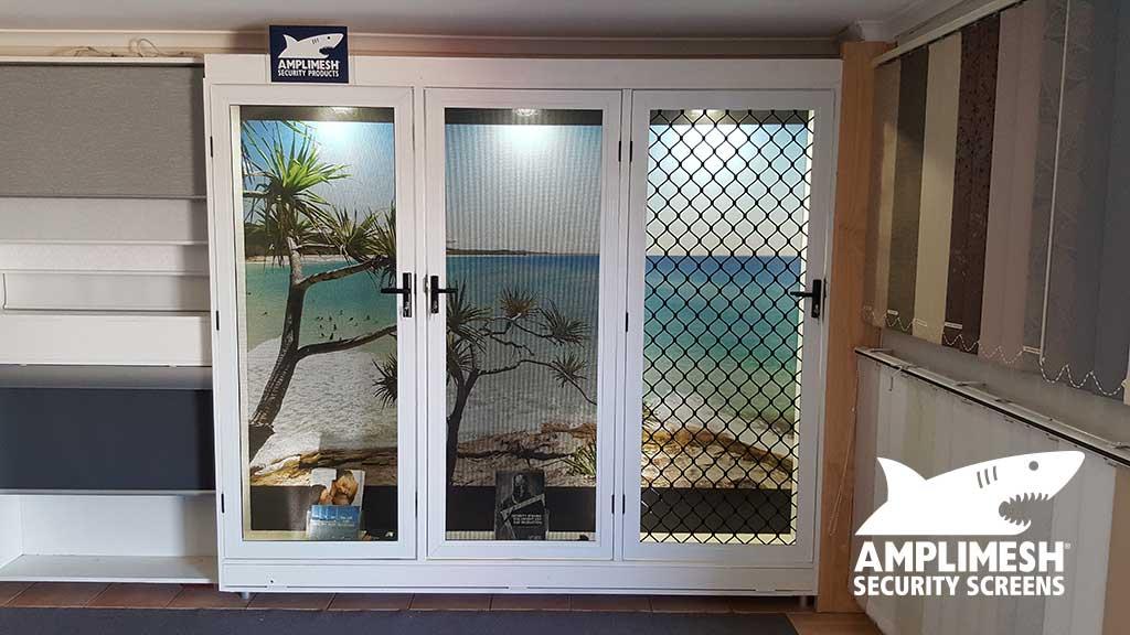 amplimesh security screens sunshine coast